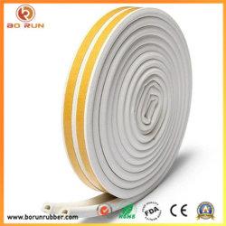 OEM на заказ резиновые прокладки из пеноматериала штампованный алюминий с двойной лентой