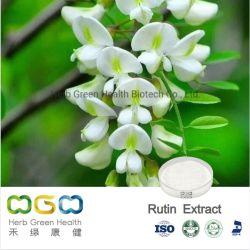 Естественных растительных извлечения Rutin порошок для Anti-Inflammatory, Anti-Viral Anti-Allergic Anti-Oxidant, и травы травяной