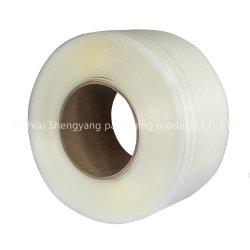 A banda de cintas de plástico de alta resistência a cinta de PP