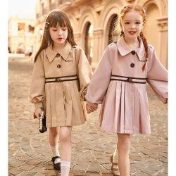 패션 유럽 유니오번 스타일 시준 어린 소녀복, 아기, 아이들 프린세스 드레스
