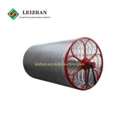Stampo per cilindri per la produzione di pasta di carta