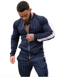 2021 uomo pareggiante del vestito della banda del cotone del progettista della pista di Sweatsuit della tuta sportiva all'ingrosso degli uomini impostato