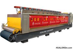 Máquinas Hualong Polimento em granito com o cabeçote do disco Fabricante da Máquina