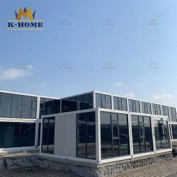 موقع البناء مصنع الحاوية مكتب المحمول المعيارية