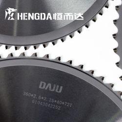 Het Blad van de Cirkelzaag van het Cermet van Daju, Koudzaag voor Hulpmiddel van de Machine van de Cirkelzaag Om metaal te snijden, CNC het Compatibele, Scherpe,