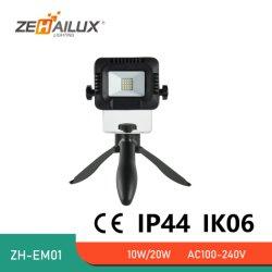 Портативный светодиодный индикатор высокой мощности аккумулятор Светодиодный прожектор на крыше рабочего освещения