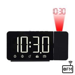 Nieuw ontwerp Wake up Light natuurlijke geluiden FM-radioalarm Klok