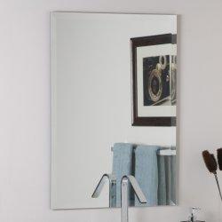 3mm-6mm簡潔なデザインMordenの簡単なホーム装飾者のFramelessの浴室の斜めミラー
