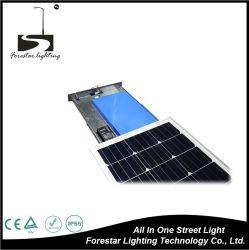Эффективного с точки зрения на солнечной энергии и уличное освещение для Африки