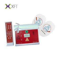 Xft-120c formateur DSA Hosptial Portable CPR d'urgence de l'aéroport d'automatiser le défibrillateur externe Formateur Formateur DSA d'urgence Trousse de premiers secours pour Trianing DSA