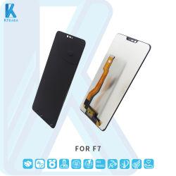 Блок дисплея OEM для мобильного телефона с ЖК-экраном для Oppo F7/Oppo A3 с черным.