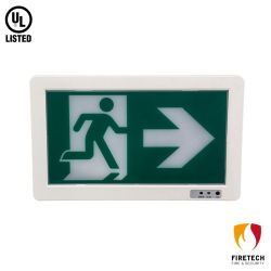 Sistema de iluminación de emergencia UL señal de salida de LED T705 (tipo rebajado)