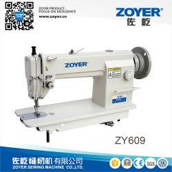 Zy609 Zoyer grosser Haken-Hochgeschwindigkeitshochleistungssteppstich-Nähmaschine