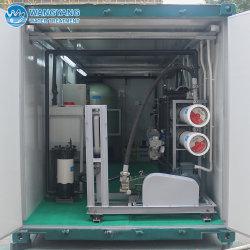3 tonne par heure d'Osmose Inverse RO d'appareils de traitement de l'eau du filtre