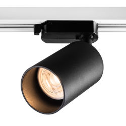 LED de iluminación de interiores moderna pista de montaje de techo Lámparas de ahorro de energía para el Hotel Galería de Arte Museo MR16 GU10