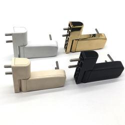 Cerniera registrabile piana della cerniera 3D del rifornimento della fabbrica per il portello di UPVC