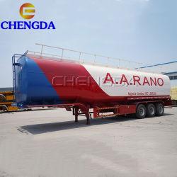 Usados de segunda mano 42000L Petrolero semi remolque para África