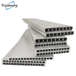 Mikrokanal-Extrusionsrohr für Aluminiumölkühler und -Heizung