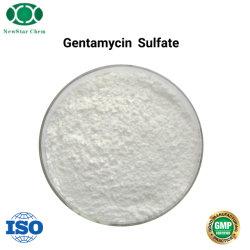 Sulfato de gentamicina CAS1405-41-0 USP EP API de grau médico de alta qualidade Química Farmacêutica
