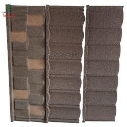 10% خارج الجملة ورقة السقف المقاومة للأشعة فوق البنفسجية شingle Type Stone Coated سقف البلاط نيجيريا المعدنية السطح تجانب سطح منزل مع فيلا CE (ISO9001) صنع في الصين