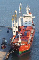カナダの海貨物倍のクリアランスの税金の一括法案への中国