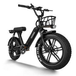 고급 산악 자전거(Mountain Electric Bike) 성인 오토바이에 강력 모터
