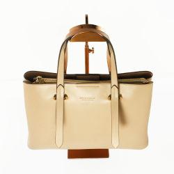 店の調節可能な高さのための金属の金のハンドバッグの表示ホールダー