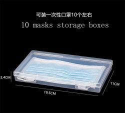 Os funcionários do regresso ao trabalho, preparar a emissão de máscaras e transportar em caixas