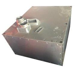 Custom CNC plaatstaal roestvrij staal lassen Fabricatiewerk