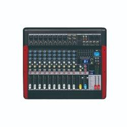 جهاز مزج صوت احترافي مع 8 قنوات أحادية اللون وقناتين ستريو و 3 Band EQ