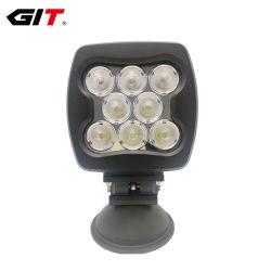 Les cris de pièces automobiles à haute efficacité 80W 6pouce Voiture Véhicules hors route d'éclairage à LED