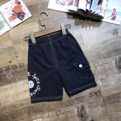 Comercio al por mayor ropa de niños aparecen Stock Calidad Boy Shorts vaqueros