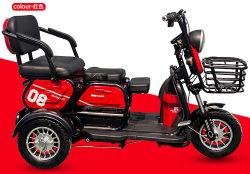 Elektrische scootermotor met Seat 3 Wheel Electric Scooter