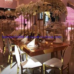 Productos Destacados Hotel barato para el banquete de boda Restaurante muebles sillas
