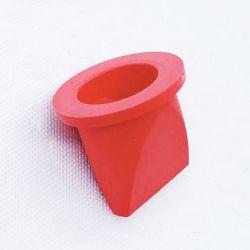 Soupape de rinçage de la rondelle de joint de silicone pour la toilette