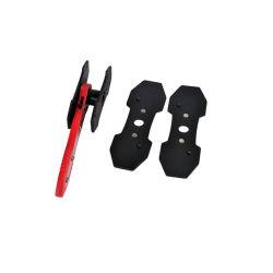 Pinzas de freno de trinquete de conjunto de herramientas de pistón