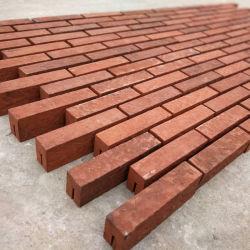 L'argile perforés de briques pour la décoration de revêtement de mur extérieur