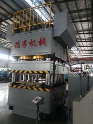 Presse hydraulique de porte en métal de la machine pour le gaufrage de tôle en acier