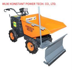 Chasse-neige pour batterie Powered Barrow Electric Mini Dumper