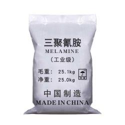 Rohstoffe Chemikalien 99,5% 99,8% Weißer Puder Harz Melamin