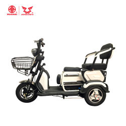 محرك كهربائي ذو عجلات ثلاث عجلات بقوة 500 واط وبسرعة 25 كم/ساعة