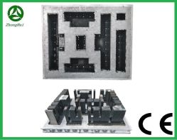 Personalizzare il blocchetto della schiuma di stirolo l'ENV Icf che fa la muffa