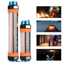 防水LEDの懐中電燈のカの反発する緊急の多機能のキャンプライト