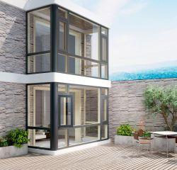 Aluminio Aluminio vidrio Sunroom-Villa Balcón Sala de Sun.