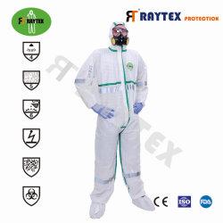 Raytex 30223 microporeuze Type4/5/6 Groene tape Disposable Wear met kap Bescherming in hoge kwaliteit