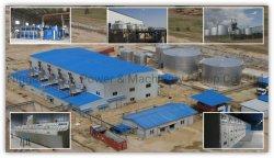 10MW Kraftwerk, Dieselöl/Hfo/Ng/Doppelkraftstoff-/Reifen-Öl, Ersatzteile