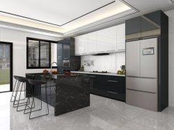 Armário de cozinha lacados personalizado para decoração de cozinha Material de Construção