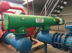 Automatico lavare il filtro da acqua di auto pulizia SS304/316 per irrigazione/industriale