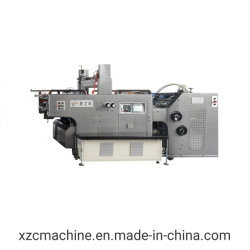 Zst720 기계를 인쇄하는 가득 차있는 자동적인 중단하 실린더 스크린