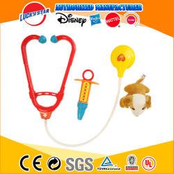 Prétendre jouer ensemble de jouets jouer le rôle des trousses médicales de l'hôpital Médecin Jouets Jouets en peluche pour les enfants